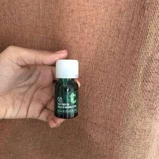 tea tree oil masih 70%