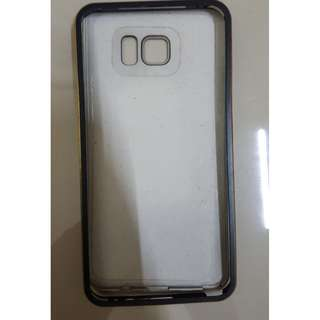 Samsung Note 5 Casing Gold Lining