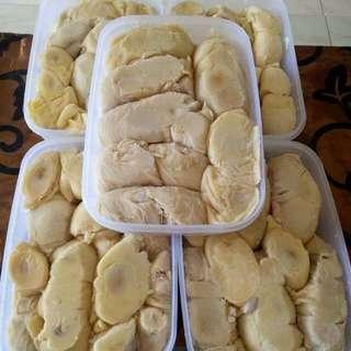Durian kupas super medan
