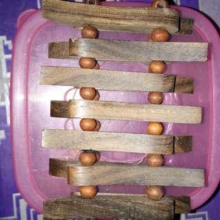 Gelang kayu etnik