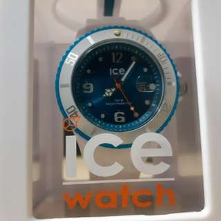 Ice Watch [White&Turqoise]