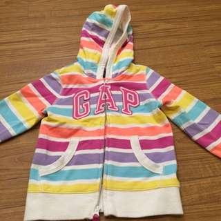 GAP四歲女童外套