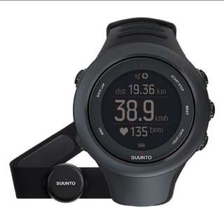 Suunto Ambit 3 Sport with HRM belt