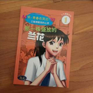 Chinese comic/story book