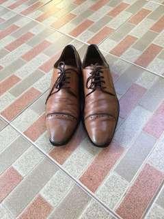 Sepatu Geox Oxford Size 42,5