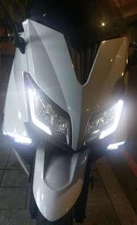 Yamaha Tmax Full Set Level 10 Lights