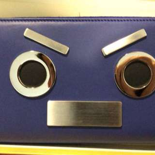 Original Fendi Long Wallet