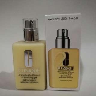 200ML Clinique Dramatically Different moisturizing gel 200ML
