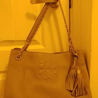 Tory Burch (Grey )100% real  100% new