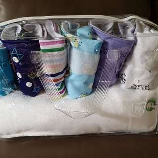 DIAPER - REUSEABLE / WASHABLE
