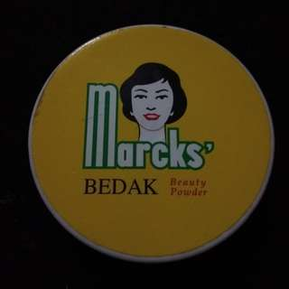 Marcks beauty powder