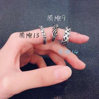 🚚 925純銀戒指(可議)