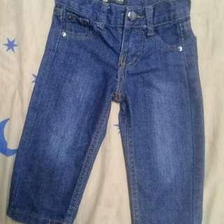 Seluar jeans baby boy