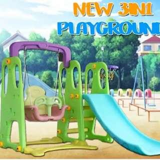 3 IN 1 PLAYGROUND