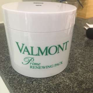 Valmont prime renewing pack 升效更新煥膚面膜