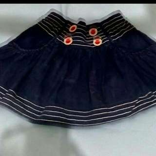 🌕Pumpkin Patch Skirt With Lining