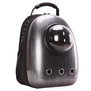 Premium Pet Carrier Capsule Black