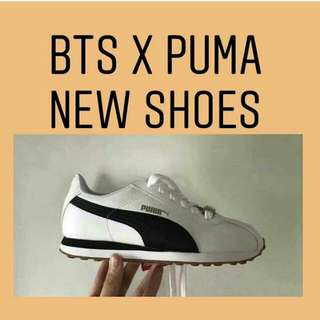 BTS X PUMA COURT STAR