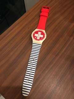 Swatch Swiss Limited Edition