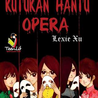 Ebook : Kutukan Hantu Opera by Lexie Xu