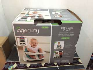 Ingenuity Booster Baby Seat