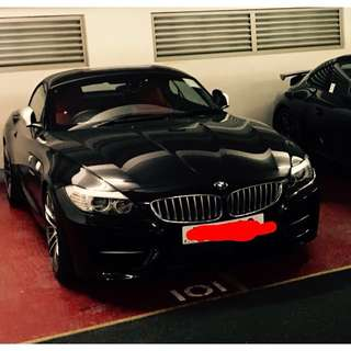 2010 BMW Z4 XDrive35iSA DCT Mpackage