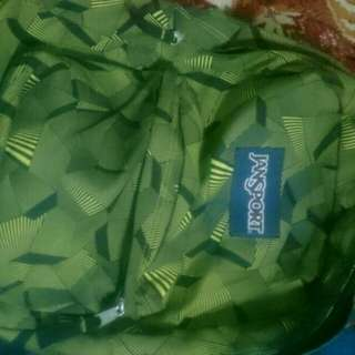 Tas Jansport motif camo