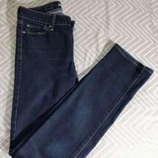 Levi's modern-rise Demi curve straight jeans