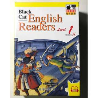 [95%NEW] Black Cat English Readers Level 1 Series A
