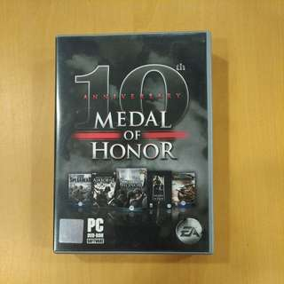 PC Games Metal of Honor 10th Anniversary