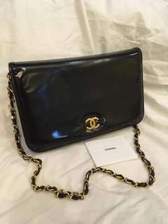 Chanel patent bag