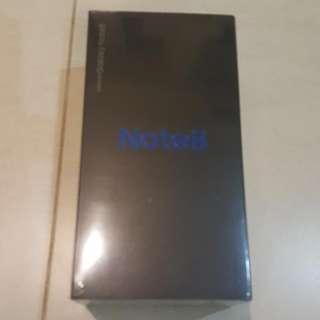 BNIB Samsung Note 8,64GB Deepsea blue