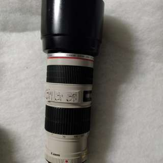Canon EF 70-200 f/4 IS USM $820