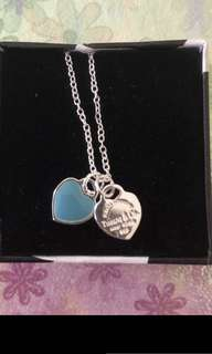 Tiffany and co necklace