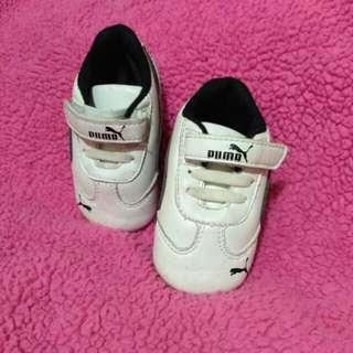 #imlekhoki Sepatu Bayi Puma