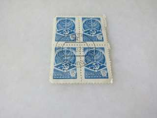 USSR Russia Block of 4 #M93