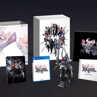 PS4 Game: Final Fantasy Dissidia NT Limited Collector's Edition