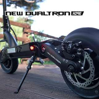 2018 New Dualtron Scooter Motor 52V 20.3Ah 1052Wh Most Powerful Electric Scooter