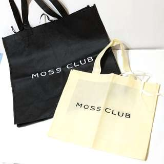 MOSS CLUB環保購物袋(2入)