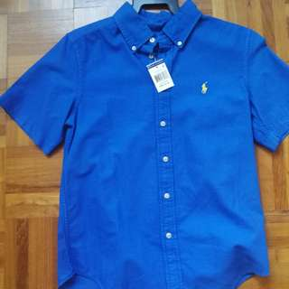 Brand new Ralph Lauren Shirt Aged 10-12 years