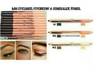 Menow Eyebrow/Concealer pencil