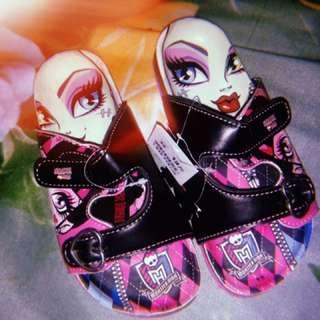 Monster high sandals