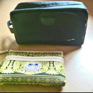🌕TRAVEL ORGANIZER WITH POUCH FREE TAKE ALL