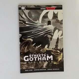 Batman Reborn Streets Of Gotham