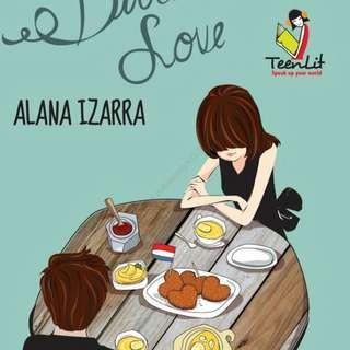 Ebook : Bitterballen Love by Alana Stewart
