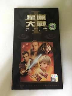Star Wars Episode I : The Phantom Menace