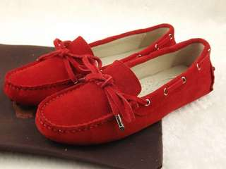 tods women gommino red shoes