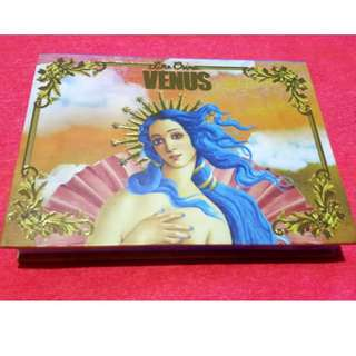 LIMECRIME LIME CRIME VENUS EYE SHADOW PALETTE BRAND NEW & AUTHENTIC (NO OFFERS)