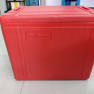 FishBox IceFlower cooler