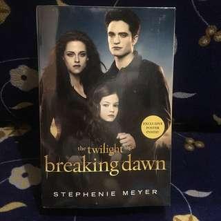 Breaking Dawn Twilight